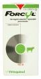 Forcyl Cattle Vetoquinol: marbofloxacino inyectable en dosis única para ganado vacuno