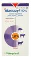 Marbocyl 10% Vetoquinol. Marbofloxacino inyectable en dosis múltiple